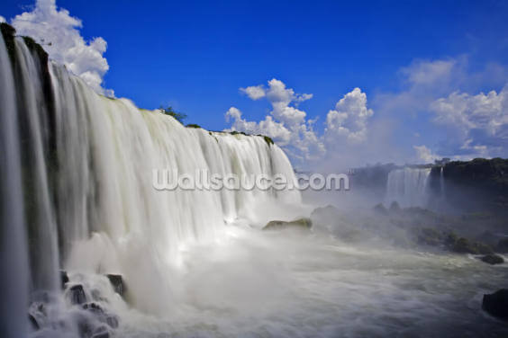 Iguassu Falls Wallpaper Wall Murals
