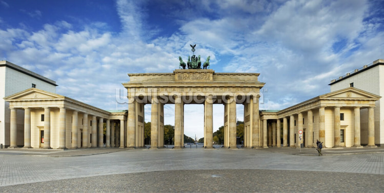 Brandenburger Gate Wallpaper Wall Murals