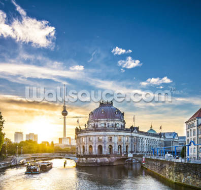 Berlin Museum Island Wallpaper Wall Murals
