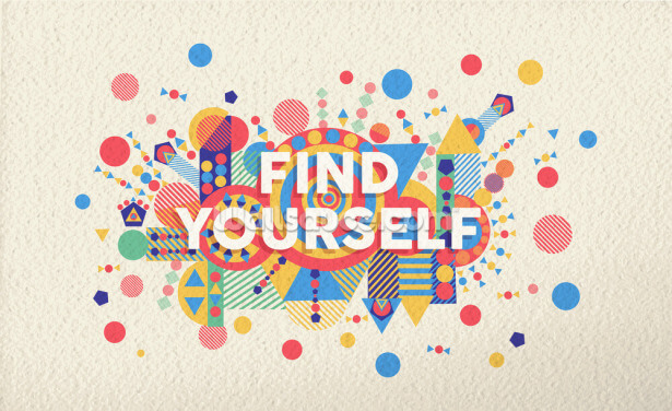 Find Yourself Wallpaper Wall Murals