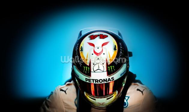 Lewis Hamilton Wallpaper Wall Murals
