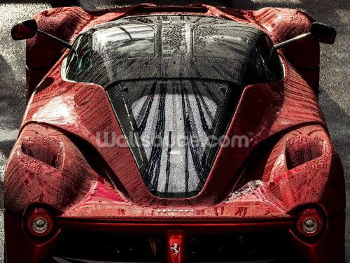 La Ferrari Wallpaper Wall Murals