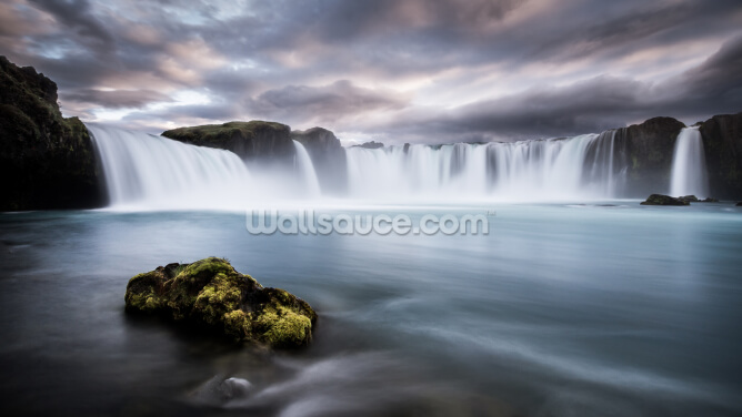 Bruarfoss Wallpaper Wall Murals