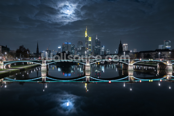 Frankfurt Wallpaper Wall Murals