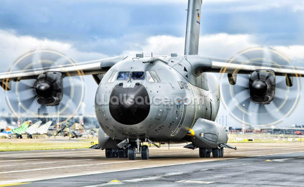 Airbus A400M Atlas Wallpaper Wall Murals