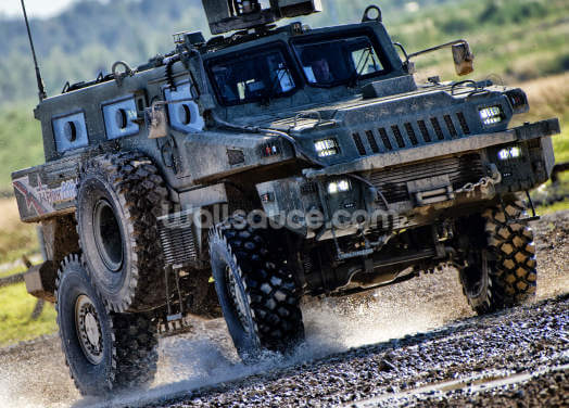 Arlan Multi Role Armoured Vehicle Wallpaper Wall Murals