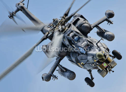 Mil Mi 28 HAVOC Wallpaper Wall Murals