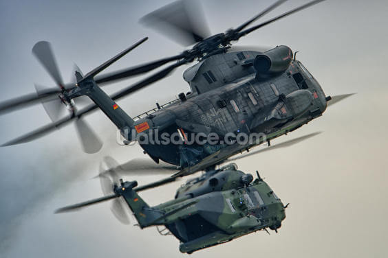 NH90 Sikorsky CH 53 Sea Stallion Wallpaper Wall Murals