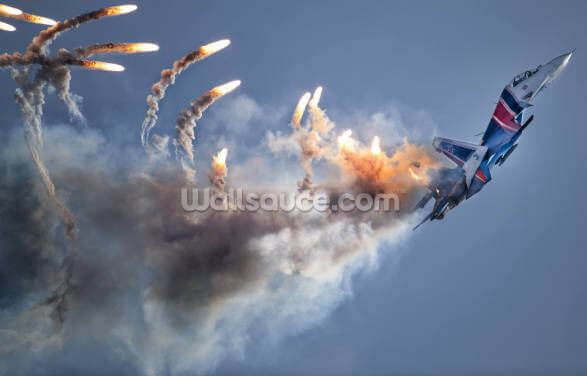 Sukhoi Su 30SM Wallpaper Wall Murals
