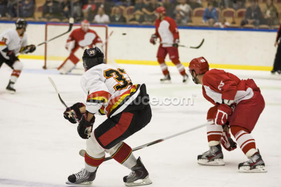 Ice Hockey Game Wallpaper Wall Murals