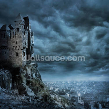 Castle Wallpaper Wall Murals