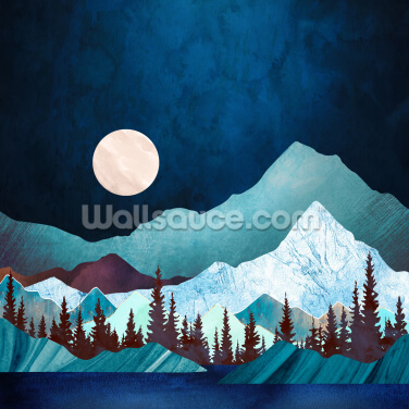 Moon Bay Wallpaper Wall Murals