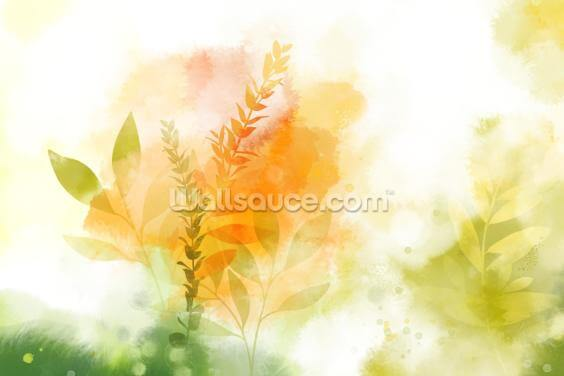 Natural Harmony Wallpaper Wall Murals