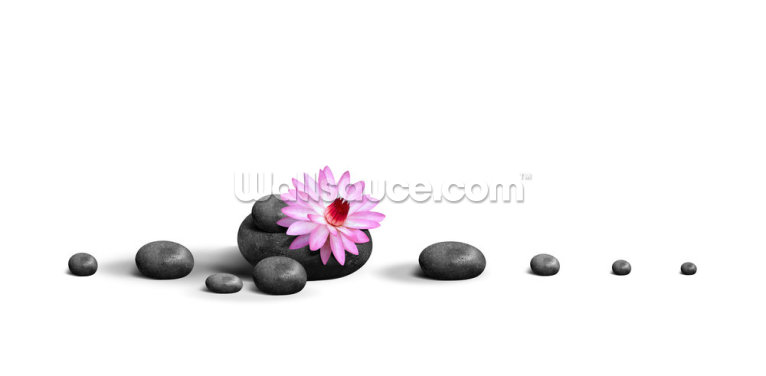 Zen Flower Wallpaper Wall Murals