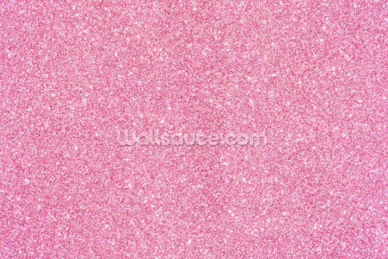 Pink Glitter Wallpaper Wall Murals