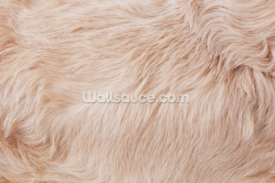 Pink Unicorn Fur Print Wallpaper Wall Murals