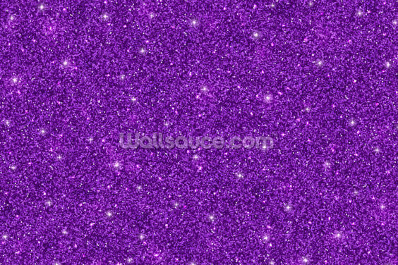 Purple Glitter Wallpaper Wall Murals