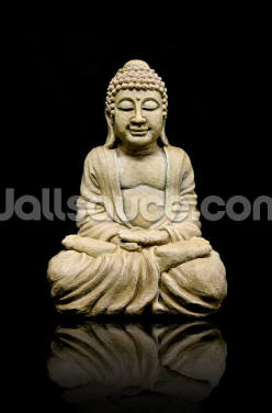 Stone Buddha Wallpaper Wall Murals