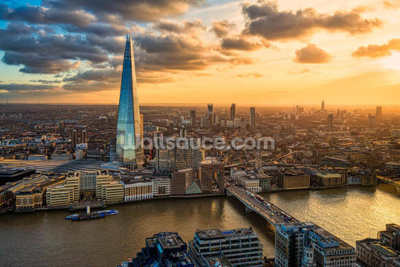 The Shard Wallpaper Wall Murals