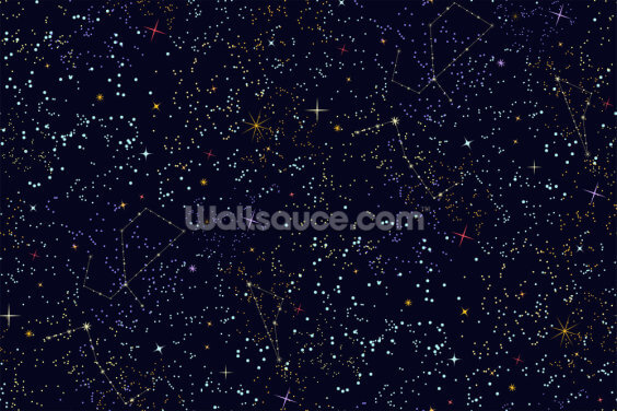 Star Signs Wallpaper Wall Murals