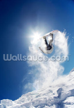 Snowboard Wallpaper Wall Murals