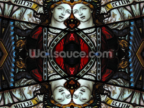 Saint Cecelia Wallpaper Wall Murals