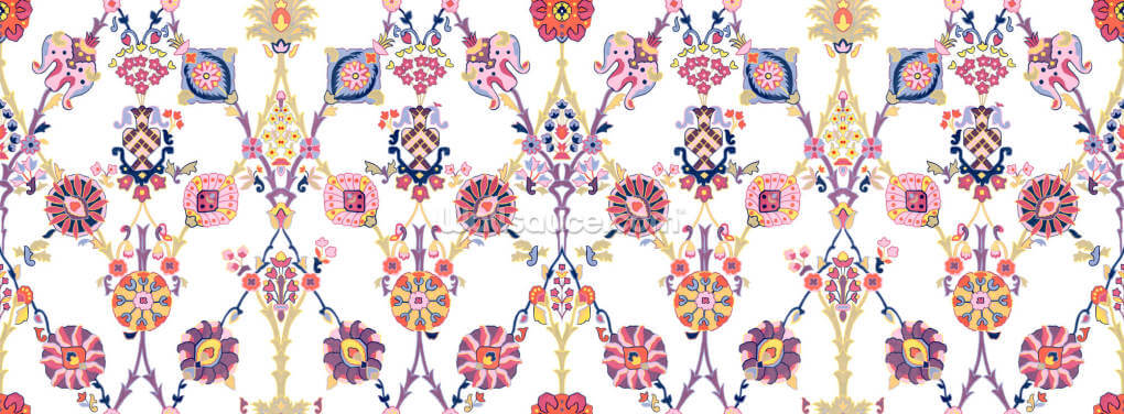 Kilim Wallpaper Wall Murals