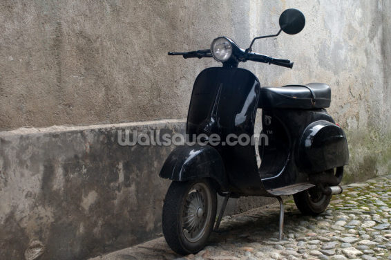 Scooter Wallpaper Wall Murals