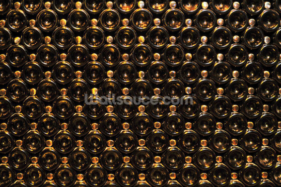 Wine Bottle Wall Wallpaper Wall Murals