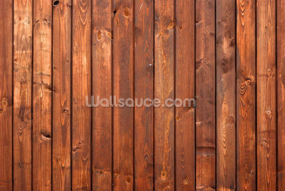 Wood Texture Dark Finish Wallpaper Wall Murals