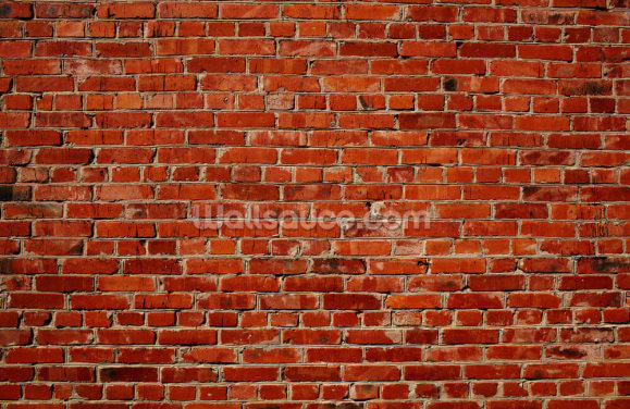 Red Brick Wall Wallpaper Wall Murals