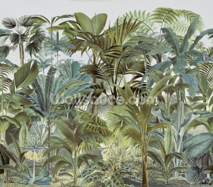 Tropical Landscape 2 Wallpaper Wall Murals