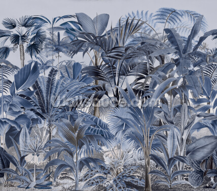 Tropical Landscape 3 Wallpaper Wall Murals