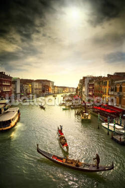 Grand Canal Wallpaper Wall Murals