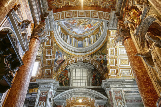 St Peters Basilica Wallpaper Wall Murals