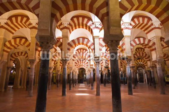 Mesquita, Cordoba Wallpaper Wall Murals