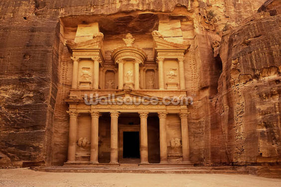 Petra, Jordan Wallpaper Wall Murals