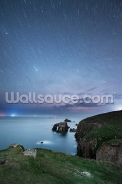 Lands End Wallpaper Wall Murals