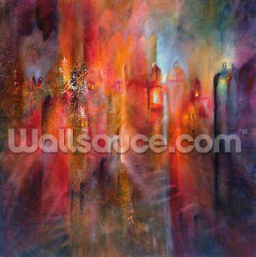 Light in the Alley Wallpaper Wall Murals