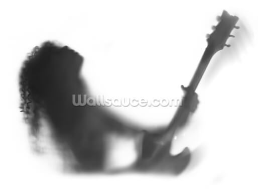 Guitar Solo Wallpaper Wall Murals