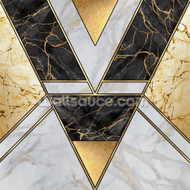 Gold Marble Wallpaper Wall Murals