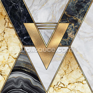 V for Victory Wallpaper Wall Murals