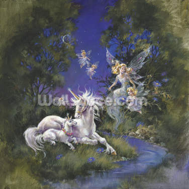 Fairyland Wallpaper Wall Murals