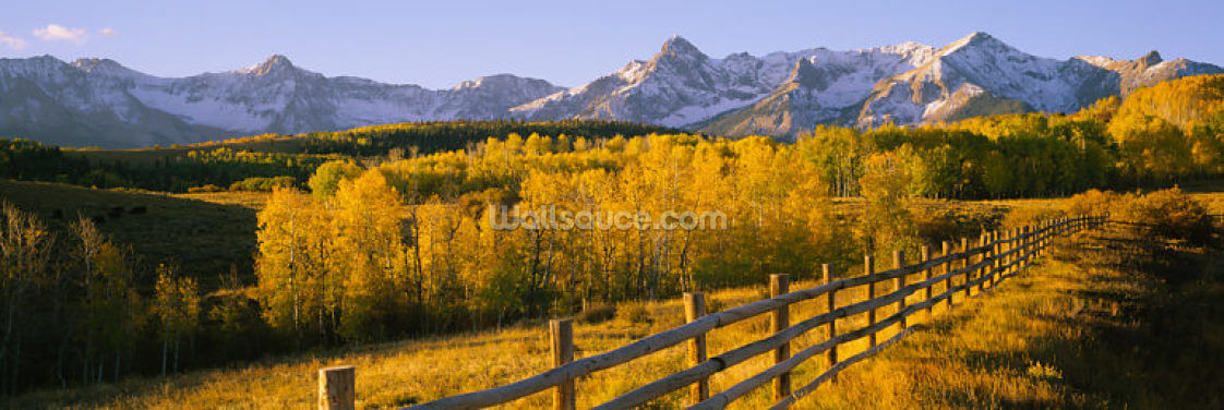 San Juan Mountains Wallpaper Wall Murals
