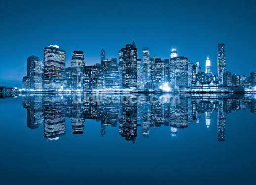 Manhattan, New York City Wallpaper Wall Murals