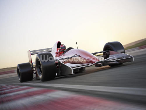 Indy Car Racer Wallpaper Wall Murals
