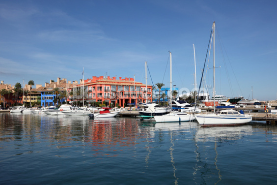 Sotogrande Marina Wallpaper Wall Murals