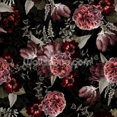 Blush Peonies Wallpaper Wall Murals