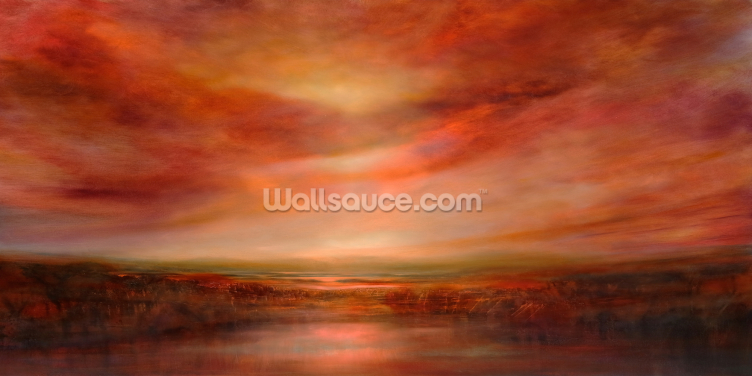 Evening Glow Wallpaper Wall Murals