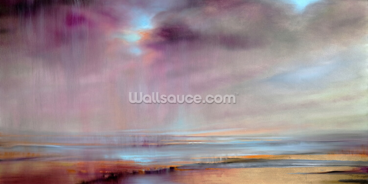The Sky Tears Open Wallpaper Wall Murals